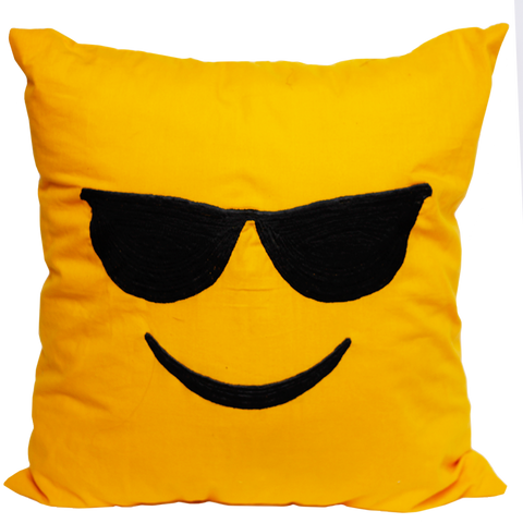 Emoticon Cool Pillow