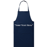 Personalized Blue Apron