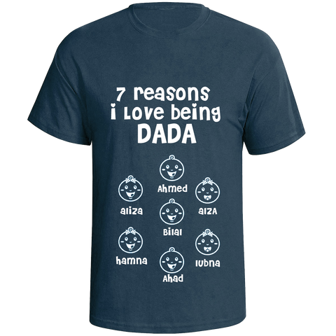 7 Reasons T-Shirt
