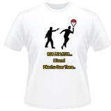 Pokemon Rob Me Later T-Shirt
