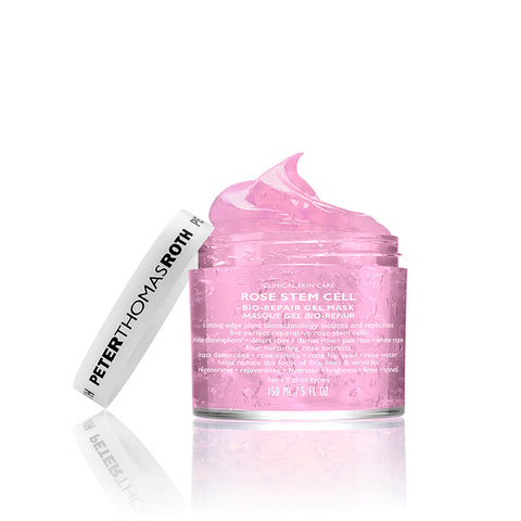 Rose Stem Cell Bio Repair Gel Mask