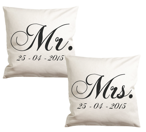 Couple Pillow 1