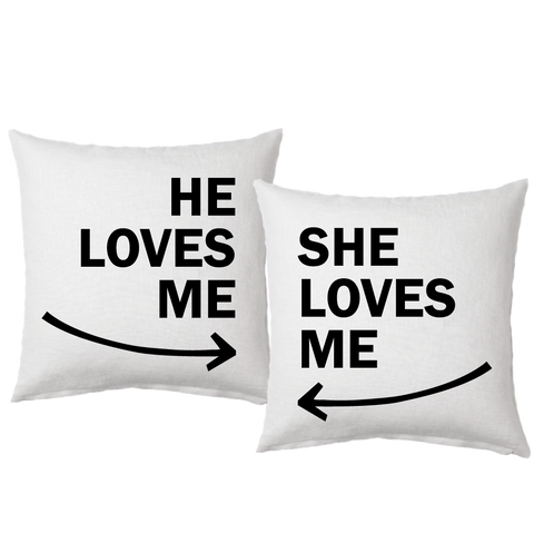 Couple Pillow 2