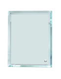 Glass Frame with Stand
