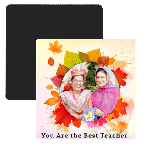 Teacher's Customized Gift Magnet