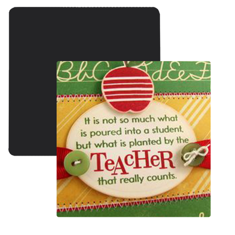 Customized Teacher's Magnet