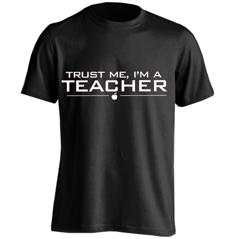 Personalized Teacher's t-shirt