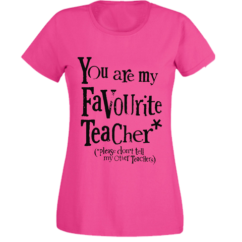 Favorite Teacher T-Shirt