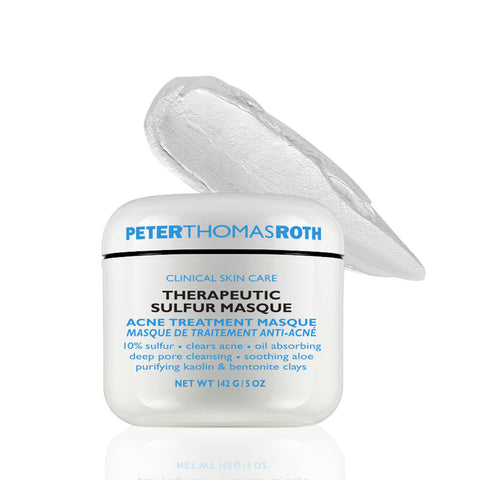 Therapeutic Sulfur Masque - Acne Treatment