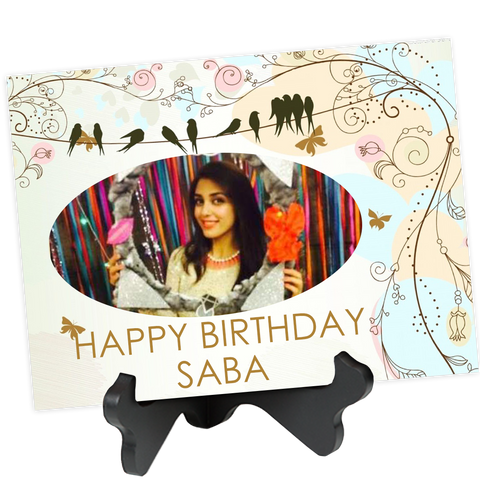 Birthday Customized Tile
