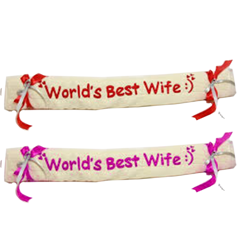 Best Wife Towel Set