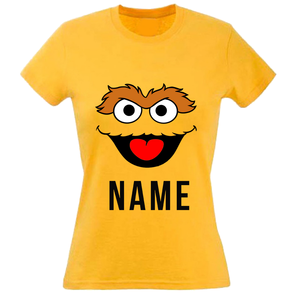 Sesame Street Monster2 t-shirt
