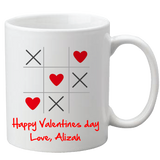 Cross word Mug