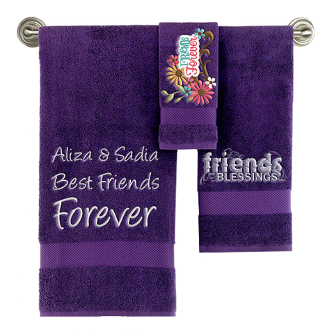 Forever Friends Towel Set