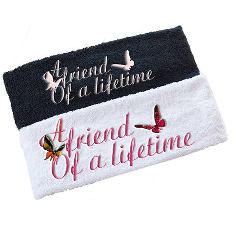 Lifetime Friends Towel