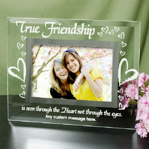 True Friendship Photo Frame