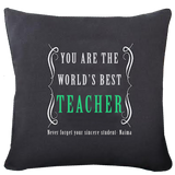 Best Teacher's Cushion