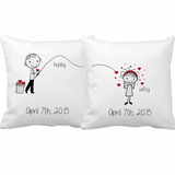 Couple Pillow 7