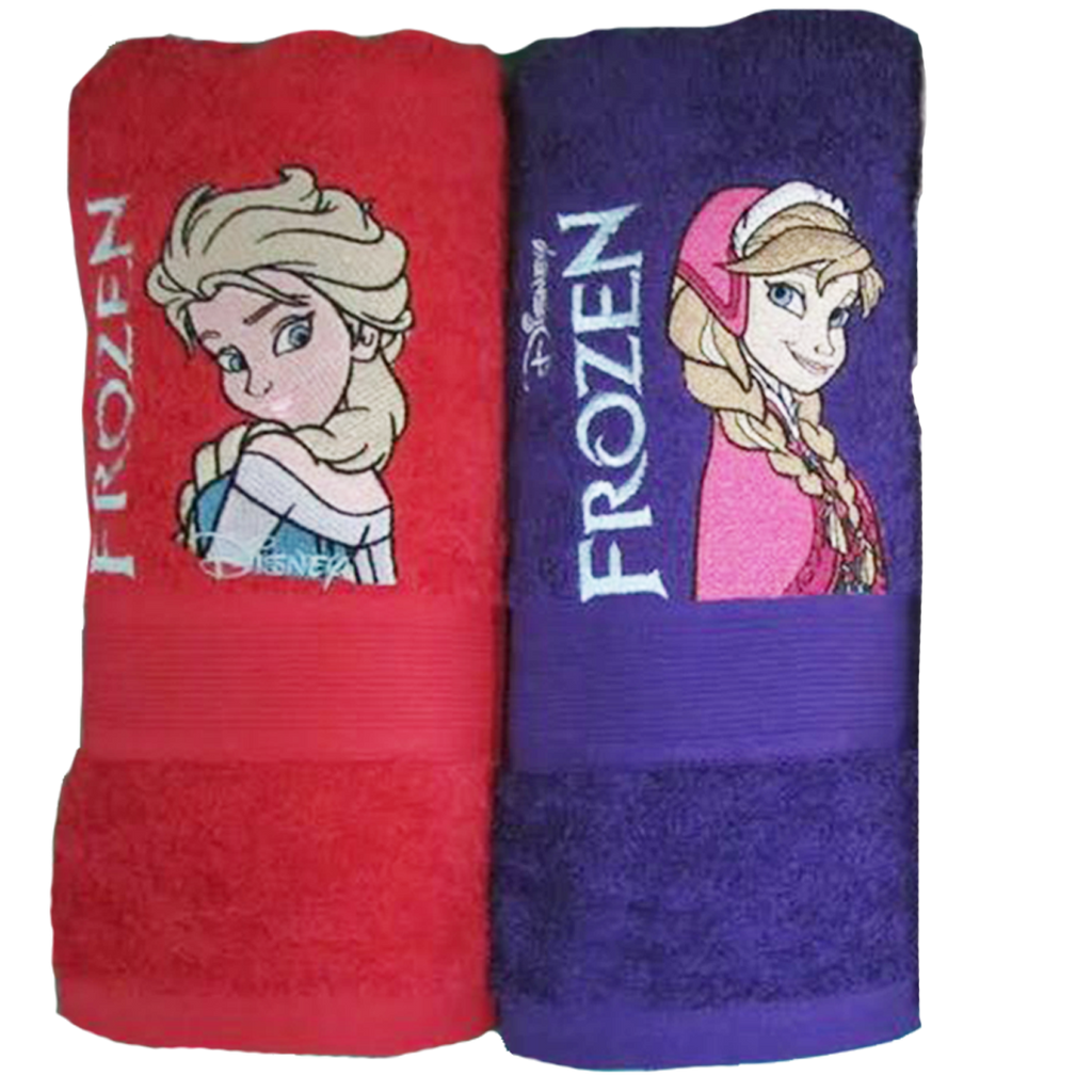 Frozen Towel 1