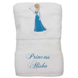 Frozen Towel 5