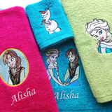 Frozen Towel 7
