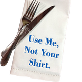Use Me Square Place Mats
