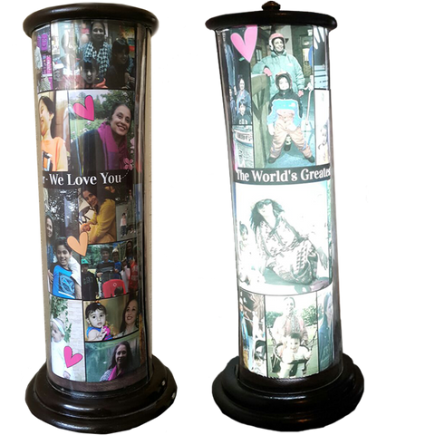 Customized Photo Lamp 1