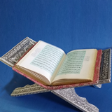 Silver Rehal Quran Stand