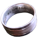 Silver Engraved Band