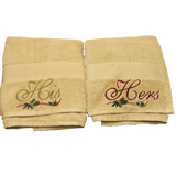 Couple Towel Set
