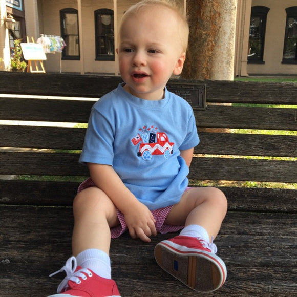 4th of July Baby Clothes