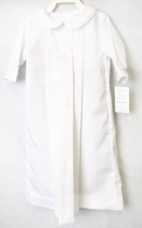 Baptism Dress | Baptism Gown | Baby Boy Clothes | Christening Gown ...