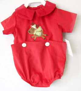 Baby 1st Christmas Outfit