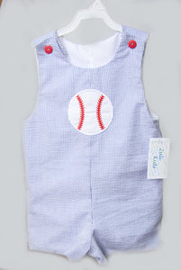 Baby Boy Baseball Outfit