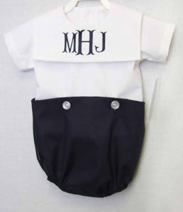 Baby Baptism Outfit