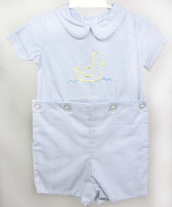 Baby Boy Clothes | Baby Easter | Easter Romper | Toddler Easter Outfit | Baby Clothes | Toddler Twins | Boy Easter Outfit | 292959