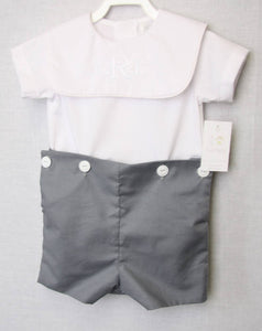 Toddler Boy Wedding Outfit
