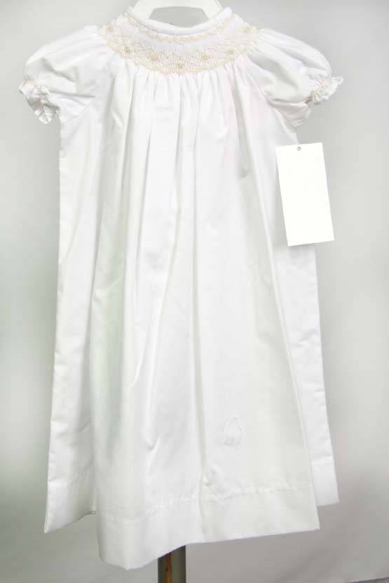 Coming Home Layette Gown | Baby Girl Baptism Gown | Baby Girl ...