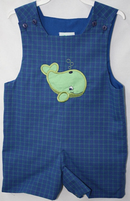 291363- Baby Boy Clothes Jon Jons for Boys - Boys John John - Short All - Boys Shortall - Baby Boy John Johns Childrens Clothes