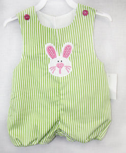 291706 - Baby Girl Clothes - Baby Easter - Infant Girl Easter - Easter Bunny - Baby Girl Easter Clothes - Baby Easter Outfit