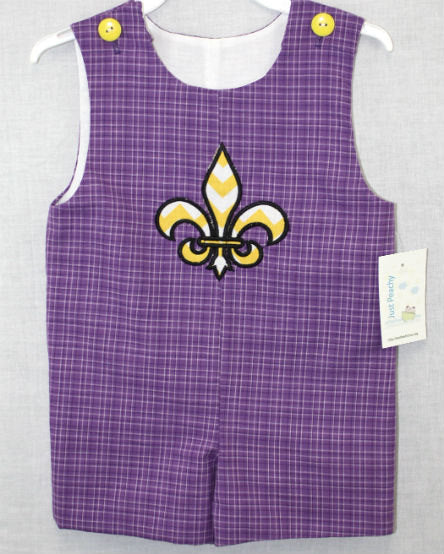 Baby Boy Clothes | Matching Brother Sister Outfits |Matching Sister Outfits | Saints Baby Clothes | Fleur De Lis Baby |Baby Shortalls 291958