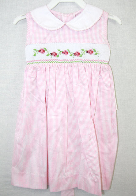 Spring Toddler Dress - Baby Girl Clothes