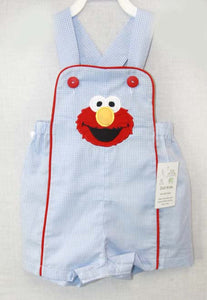 Elmo Birthday Outfit, Cute 1st Boy Birthday Outfits