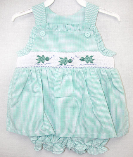 Baby Sunsuit - Baby Girl Sunsuit