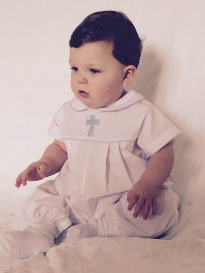 Baptism Outfits for Boys