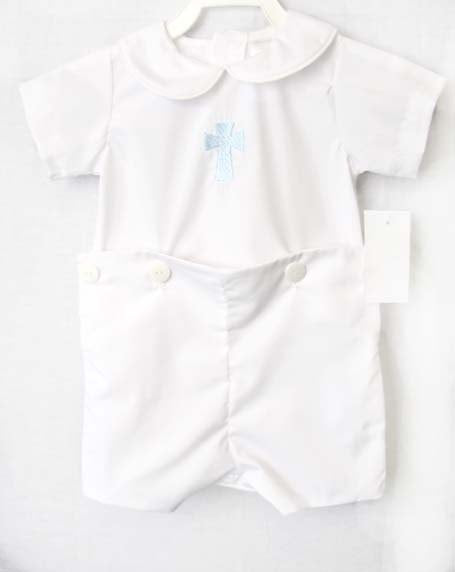 Baby Boy Baptism Suit | Baby Boy Clothes
