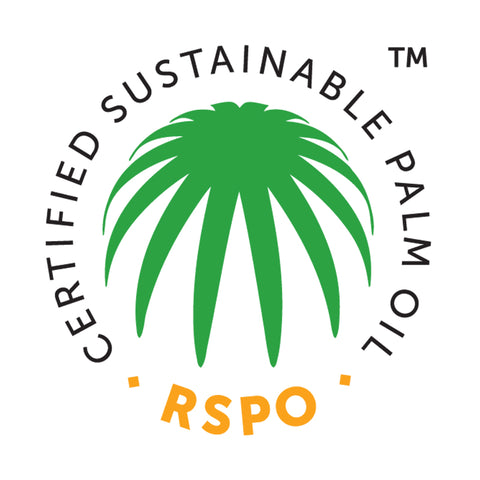 RSPO Certified Sustainable Palm Oil