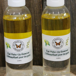 Eye Makeup Remover | 100% Natural Ingredients - Garden Path Homemade Soap