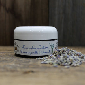 Lavender Moisturizing Hand Lotion | 100% Natural Ingredients & Essential Oil - Garden Path Homemade Soap