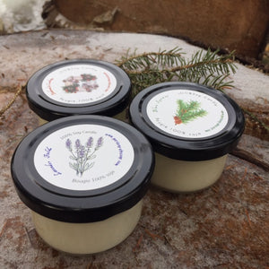 Soy Candle (small) - Garden Path Homemade Soap